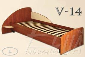 "Ліжко""VALENTINA"" (V12, V14, V15, V16)"