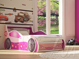 """Дитяче ліжко """"Форсаж"""""""